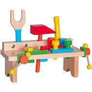 Woody Pracovní ponk - Didaktická hračka