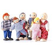 Woody Panenky do domečku - Herní set