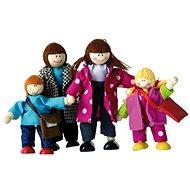 Woody Panenky do domečku - Rodinka - Doplněk pro panenky