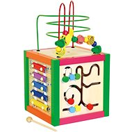 Woody Didaktická kostka - Didaktická hračka