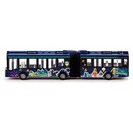 Siku Blister – Kloubový autobus - Kovový model