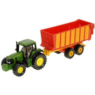 Siku Blister - John Deere 7530 with trailer