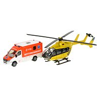 Siku Super - Rescue Service Set - Metal Model