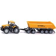 Siku Farmer - Tractor with tipping trailer - Metal Model