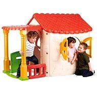 Zahradní domeček s verandou - Dětský domeček