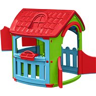 Domeček s dílnou - Dětský domeček