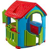 Domeček Hobby House s kuchyňkou a dílnou - Dětský domeček