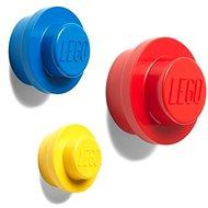 LEGO  věšák na zeď - Nástěnný držák