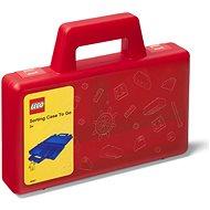 LEGO úložný box To-Go červený