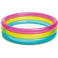 Intex Bazén kruh - Nafukovací bazén