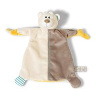 NICI Mazlící dečka medvídek hnědý - Hračka pro nejmenší