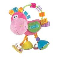 Playgro Rattle Donkey, Pink - Baby Rattle