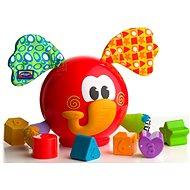 Playgro Vkládací slon s tvary - Hračka pro nejmenší