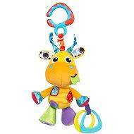 Playgro Závěsná žirafa s kousátky - Závěsná hračka