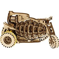 Mr. Playwood 3D Motorka - Stavebnice
