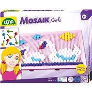 Mozaika velká pro holky - Kreativní hračka