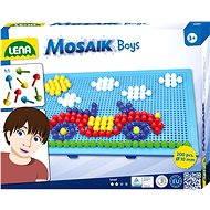 Mozaika velká pro kluky - Kreativní sada