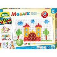 Mozaika velká, klobouček 10mm hladký - Kreativní hračka