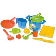 Sandbox Set for Cooking 12 Parts