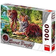 Dino Tygři - Puzzle