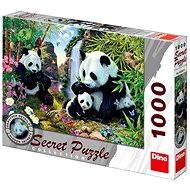 Dino Pandy - Puzzle