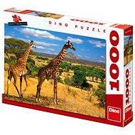 Dino Dvě žirafy - Puzzle