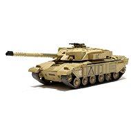 Tank British MBT Challenger 1 Desert Yell 1:72 - Tank na dálkové ovládání