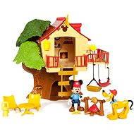 Mikro Trading Mickey Mouse stromový domeček - Herní set