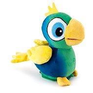 Mikro Trading Papoušek Benny v kleci - Interaktivní hračka