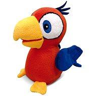 Mikro Trading Papoušek Charlie v kleci - Interaktivní hračka
