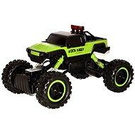 Wiky Rock Buggy - Green monster auto - Auto na dálkové ovládání