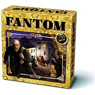 Bonaparte Fantom – Golden edition - Společenská hra