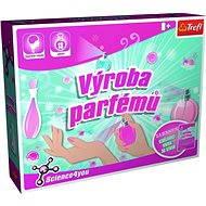 Trefl Science 4U – Fabrika na parfémy - Didaktická hračka