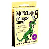 Munchkin 8. rozšíření – Půl kůň jede - Rozšíření karetní hry