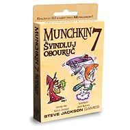 Munchkin 7. rozšíření – Švindluj obouruč - Rozšíření karetní hry