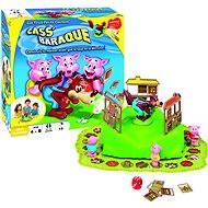 Epline Cool Games Tři čuníci - Společenská hra
