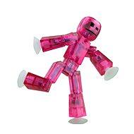 Epline Stikbot figurka – růžová - Figurka