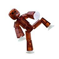 Epline Stikbot figurka – hnědá - Figurka