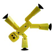 Epline Stikbot figurka – žlutá - Figurka
