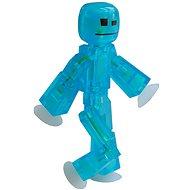 Epline Stikbot figurka – tyrkysová - Figurka