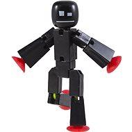 Epline Stikbot figurka – černá - Figurka