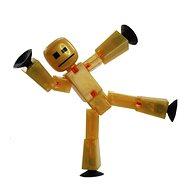 Epline Stikbot figurka – zlatá - Figurka