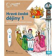 Kouzelné čtení - Hravé české dějiny 1 - Kniha pro děti