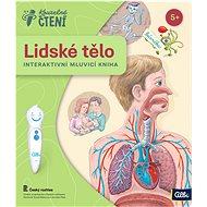 Kouzelné čtení Kniha Lidské tělo - Kniha pro děti