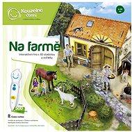 Kouzelné čtení - Hra Farma 3D - Kniha pro děti