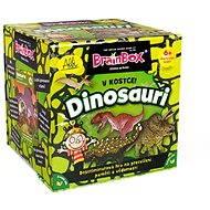 V kostce! Dinosauři 2. vydání - Vědomostní hra