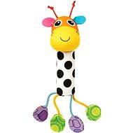 Lamaze – Pískátko žirafa - Plyšová hračka
