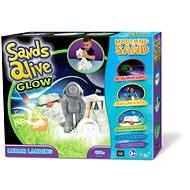 Sands Alive! Set Přistání na měsíci - Herní set