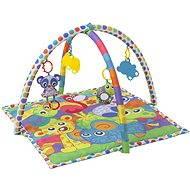 Playgro – Hrací deka se zvířátky - Interaktivní hračka