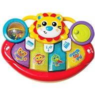 Playgro – Multifunkční hudební nástroj lvíček - Interaktivní hračka